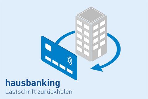 Bankeinzug Zurückholen